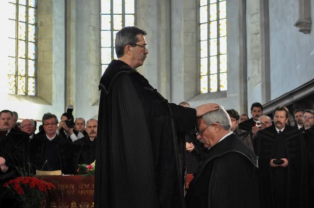 Beiktatták tisztségébe Kató Bélát, Erdély református püspökét