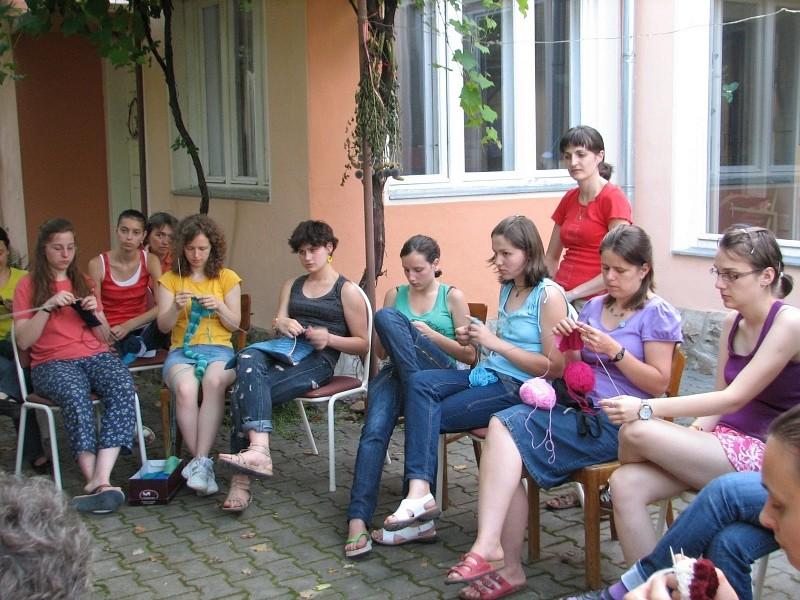 Cserefalvi Lánytábor július 15-21. között