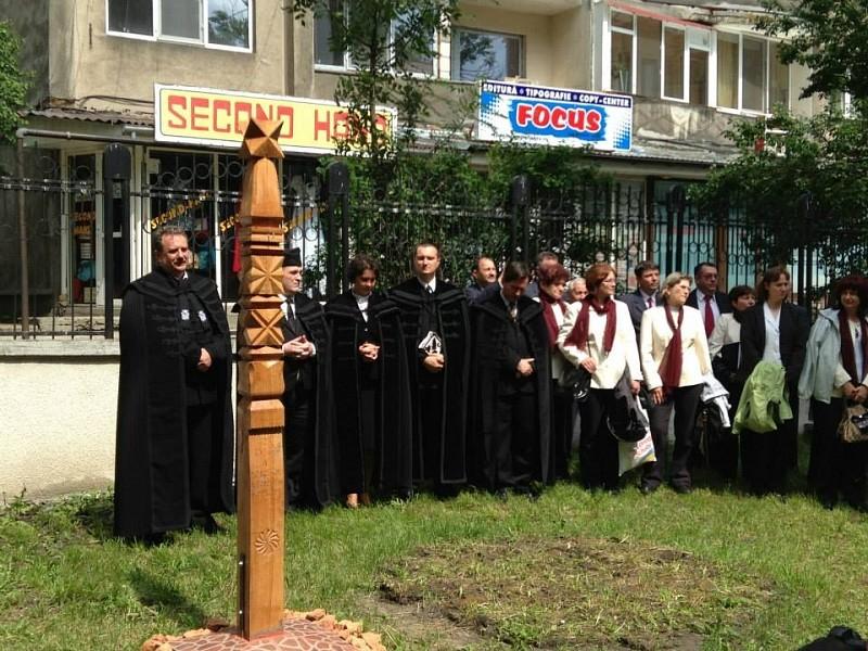 A petrozsényi magyarság templomát ünnepelte