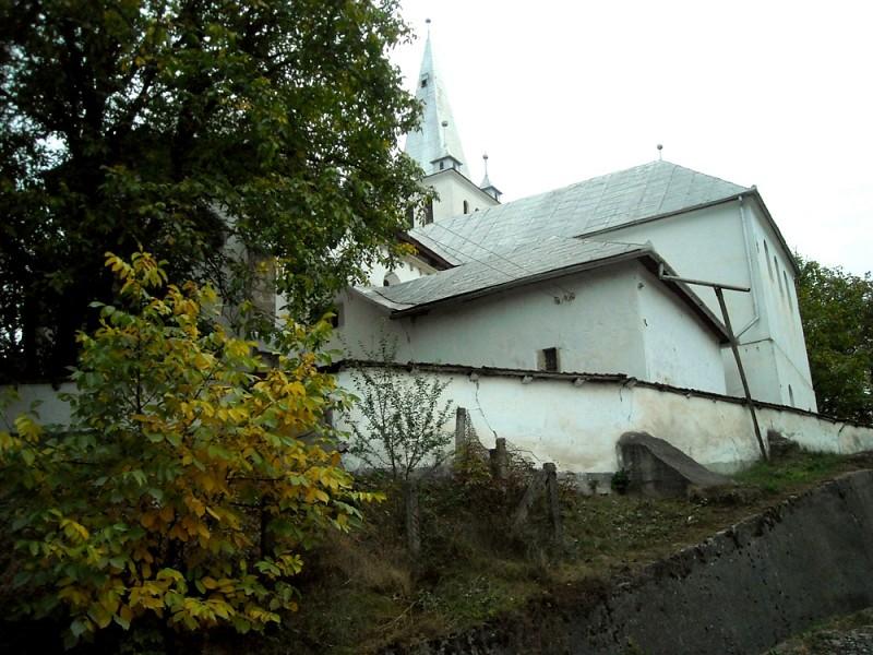 Uniós támogatással újul meg Szék temploma