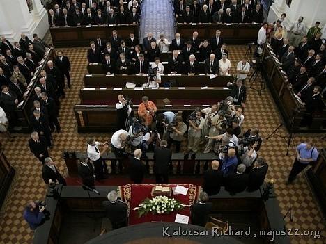 Ünnepi megemlékezés a Heidelbergi Káté megjelenésének 450. évfordulója alkalmából