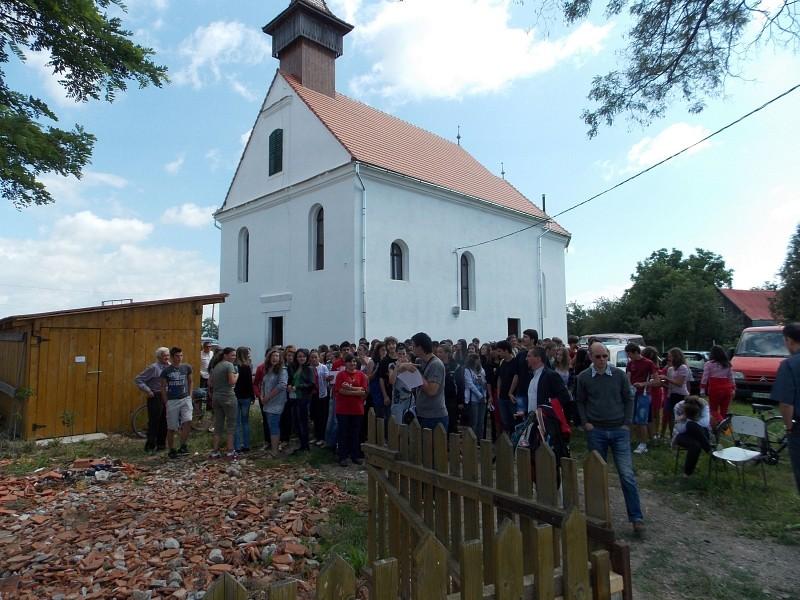 Kálvin-napok: pusztai megpróbáltatások Oroszfaluban