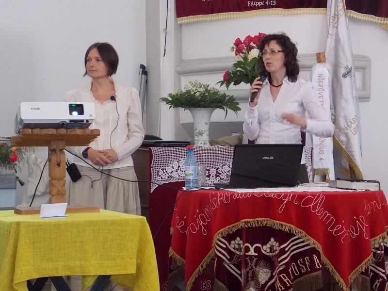 Kálvin-napok: Kézdimárkosfalván tartották a nőszövetségi konferenciát