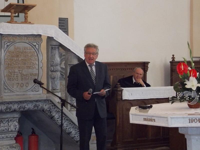 Kálvin-napok: presbiteri konferencia Alsócsernátonban
