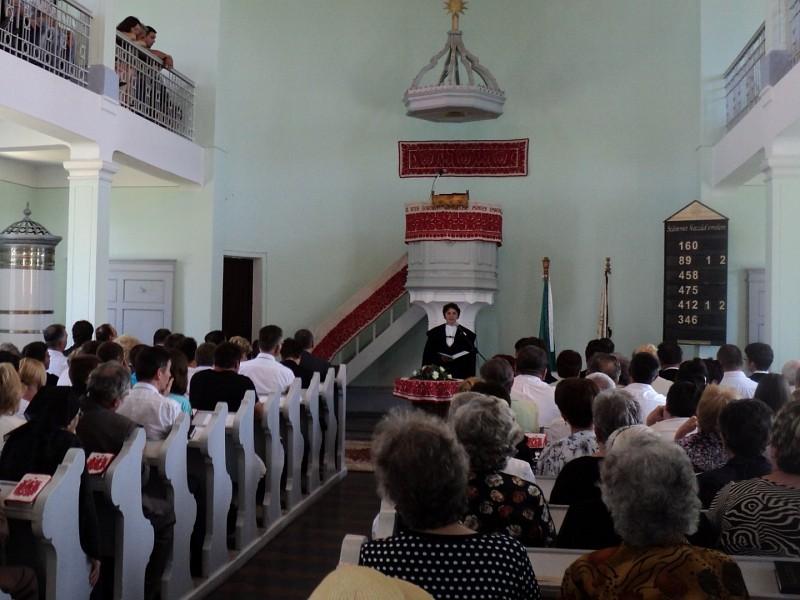 Helytállás Erdély legdélibb csücskében – százéves a lupényi református egyházközség