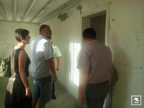 Elkezdték a szászrégeni szórványkollégium felújítását