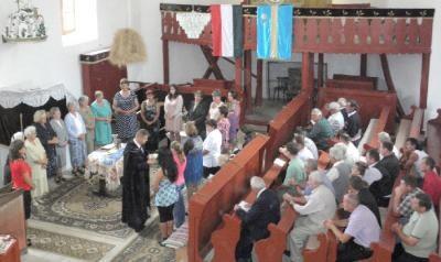 Hármas ünnep Marosjárában