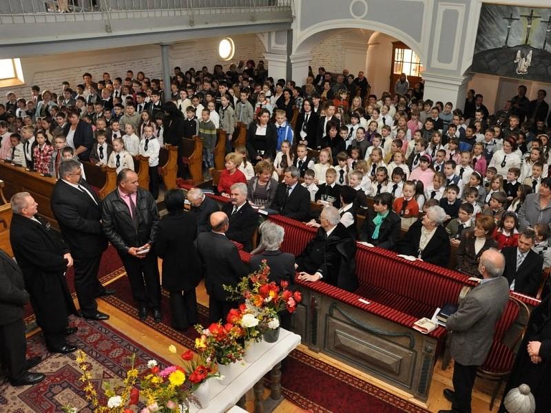 Október 15-16-án tartják az Erdélyi Református Lelkészértekezleti Szövetség 2013. évi értekezletét