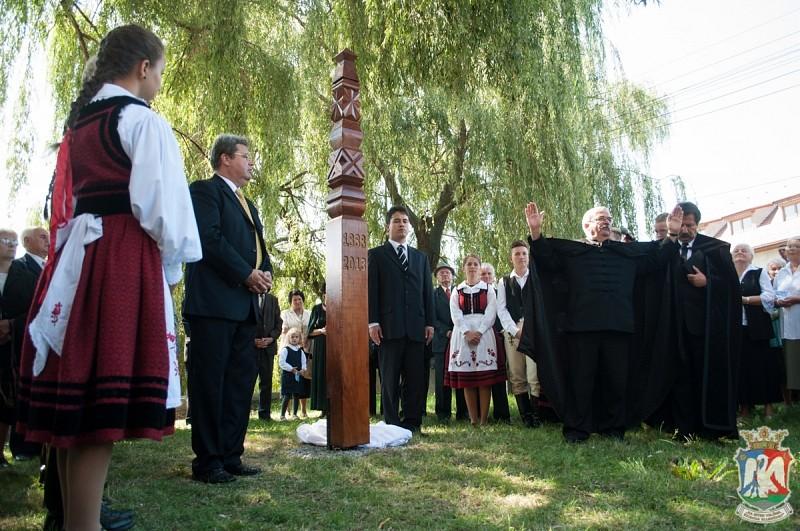 Az emlékezés köve – 125 éves a segesvári református templom