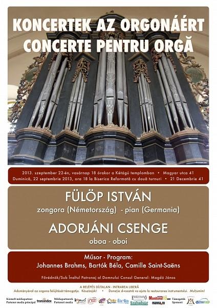 Zongora-oboa hangverseny a Kétágú templomban