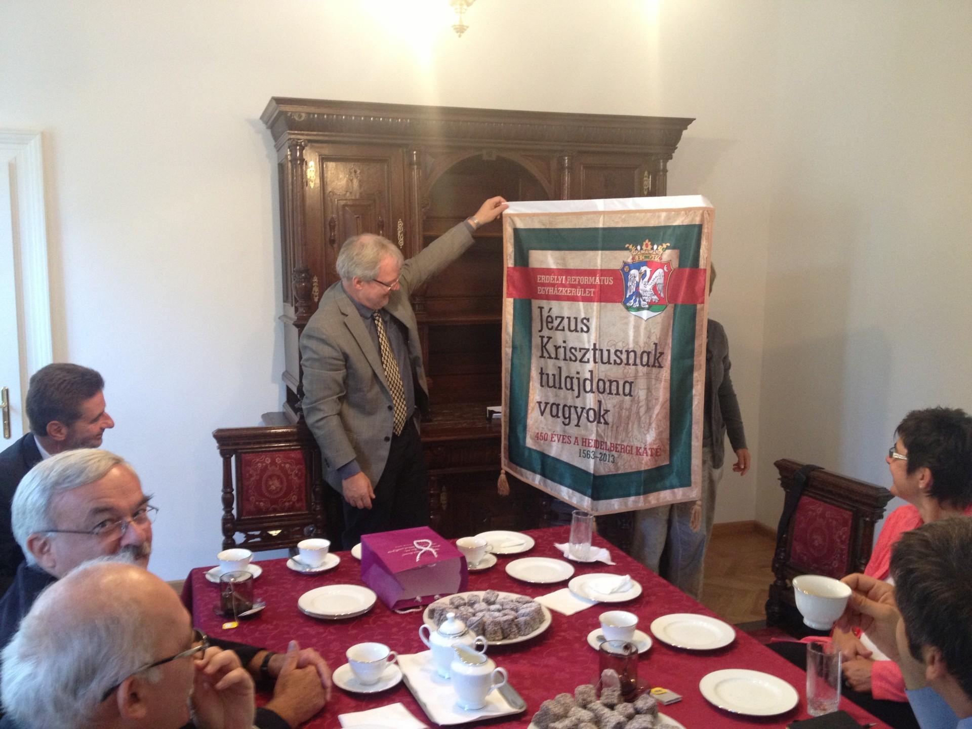 Kolozsváron ülésezett a Református Egyházak Világközösségének európai vezetőtestülete