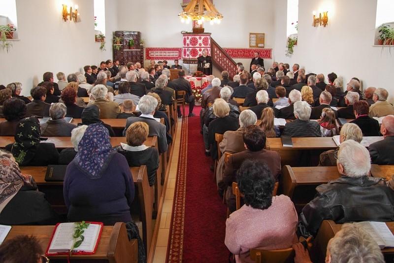 Építsetek menedékvárosokat - 100 éves a Kolozsvár Szamosfalvi Református Egyházközség temploma