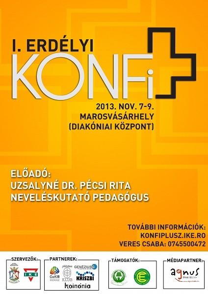 Erdélyi Konfi+ Marosvásárhelyen