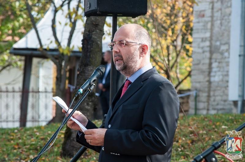 A legerdélyibb erdélyi magyar - Kós Károlynak állítottak szobrot Sztánán