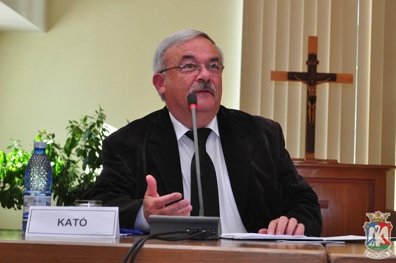 Kató Béla: a reformátori örökség legalább olyan fontos az erdélyi magyarság számára, mint a nemzeti öntudat