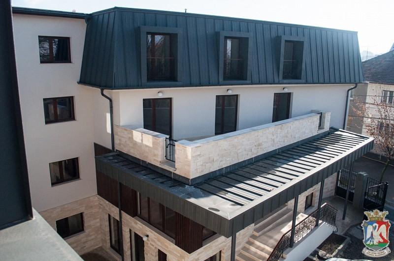 Átvette az építő cégtől a Kálvin komplexumot a Nyugdíjbizottság
