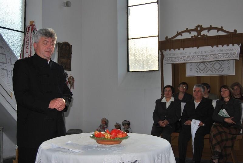 Vincze Minya István: A gyülekezetekben a bizalmatlanság okozza a legnagyobb problémákat