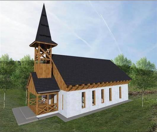 Templomot építenek a décsfalvi reformátusok