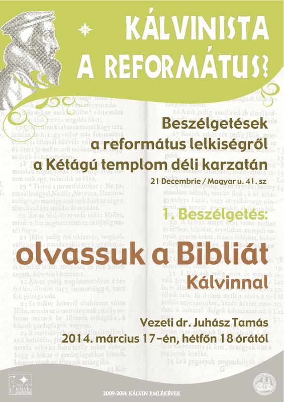Kálvinista a református?