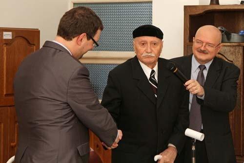 Rangos állami kitüntetésben részesült Dr. Dobai István