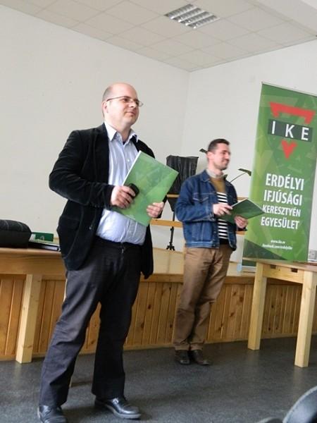 IKE Közgyűlés Segesváron