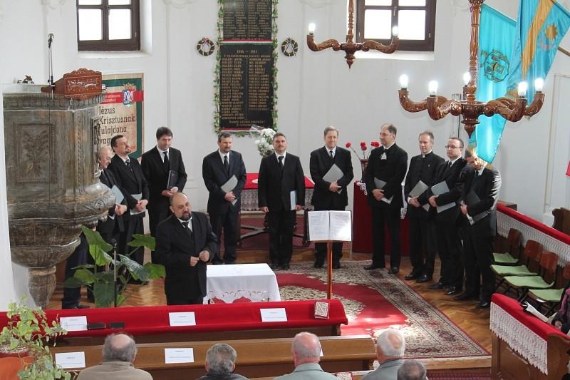 Körzeti Presbiteri Konferencia Koronkán