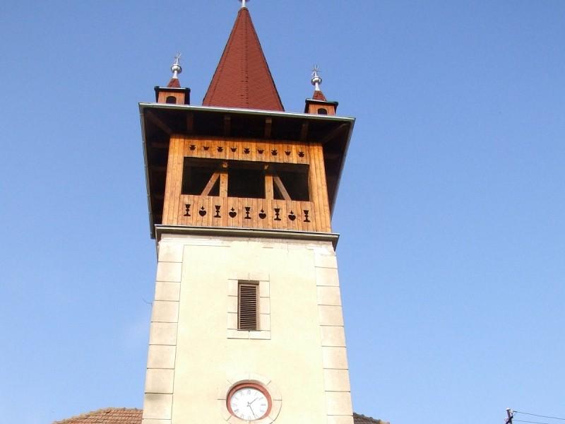 Megújult a Ludas-telepi református templom és parókia