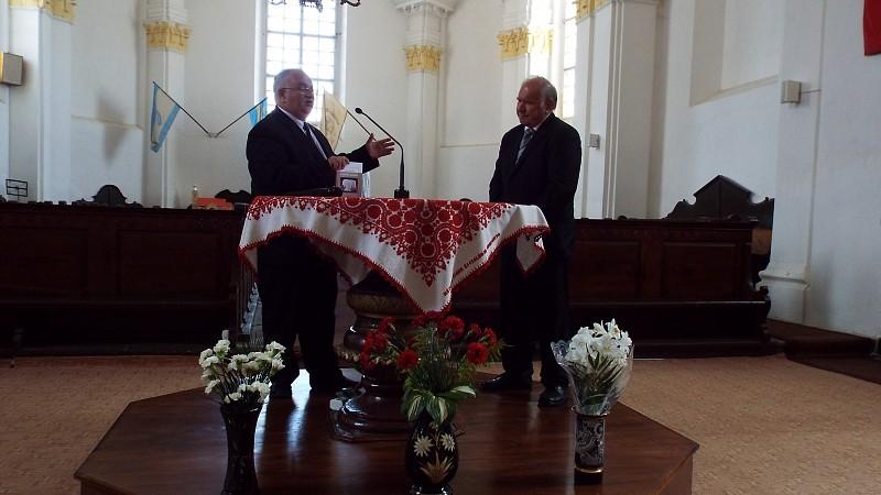 Kálvin tanairól érthetően - Presbiteri konferencia Kézdivásárhelyen