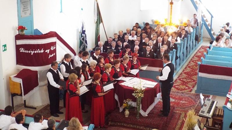 Látható volt az ige - Kálvin-napok: gyülekezeti nap Orbaiteleken