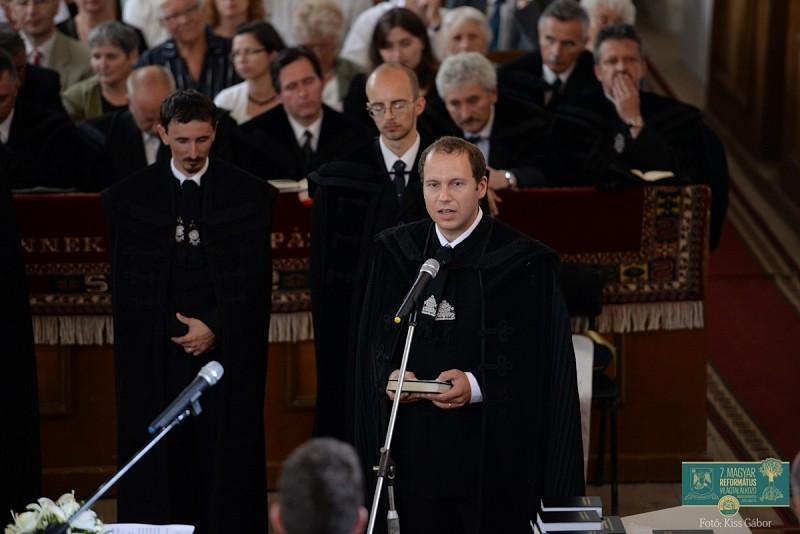 Lelkészszenteléssel kezdődött az egyházkerület közgyűlése Kovásznán
