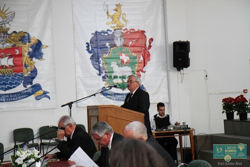 Az egység jegyében ülésezett a Generális Konvent