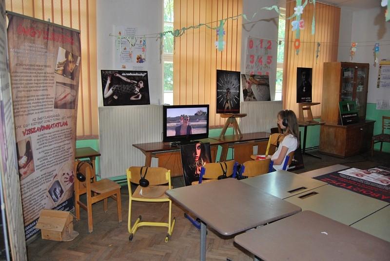 Kontrasztkiállítás Csittszentivánon