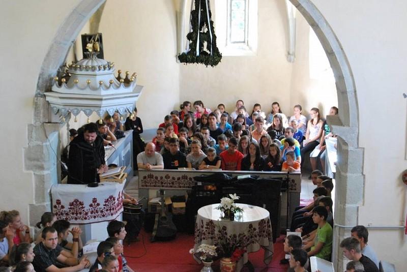 25 református gyülekezetéből érkeztek a VIII. EmberHalásznapokra