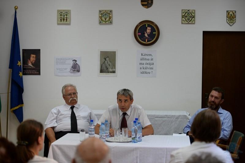 Kálvini idők a Kolozsvári Magyar Napokon
