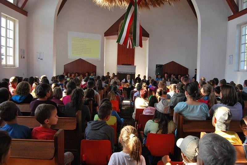 Elkezdődött a Küküllői Református Egyházmegye Missziós Hete