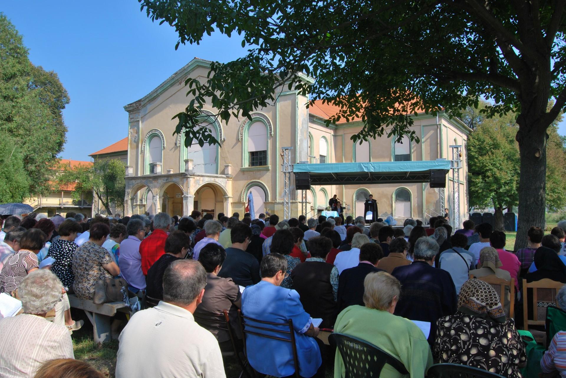 Nőszövetségi nap a Küküllői Református Egyházmegye Missziós Hetén