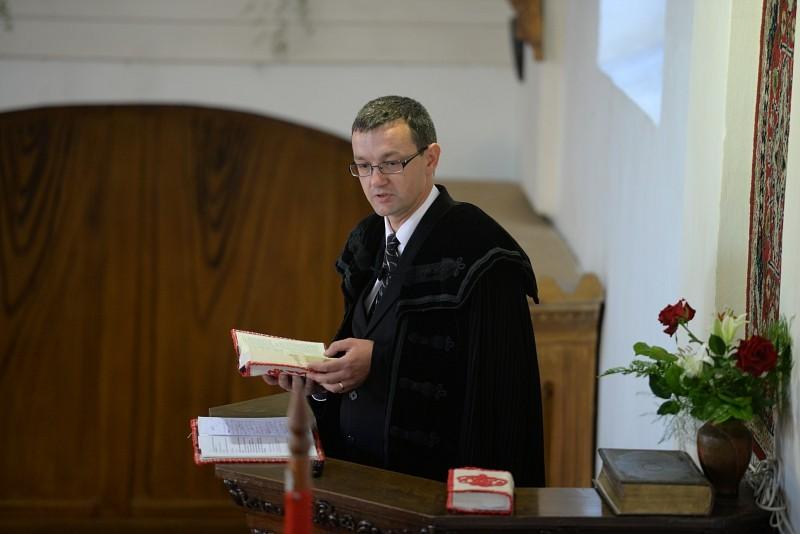 Igei mélyfúrás - egyházmegyei lelkészértekezlet Nyárádszeredában