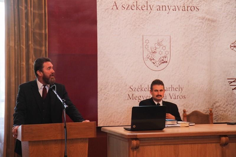 Presbiteri konferencia Székelyudvarhelyen