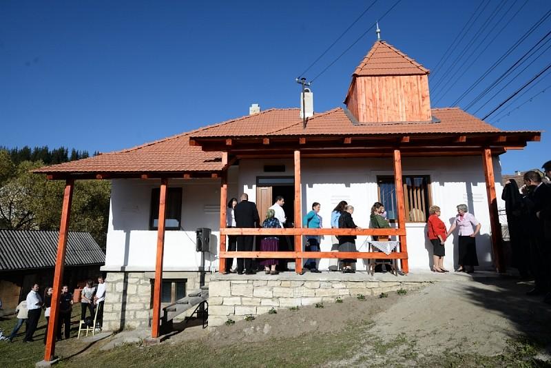 Templomszentelés a végvárban