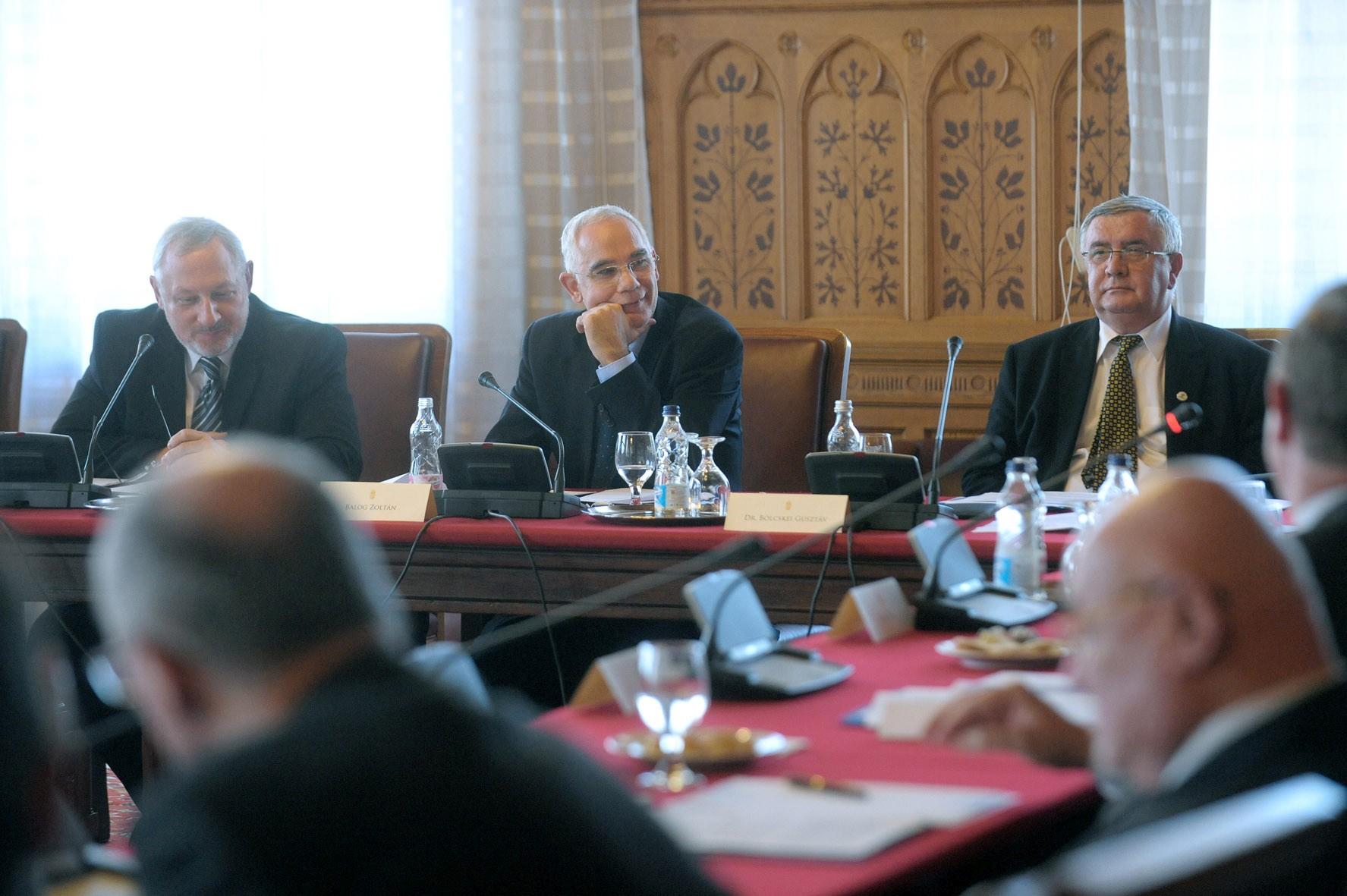 Második alkalommal ülésezett a Reformáció Emlékbizottság