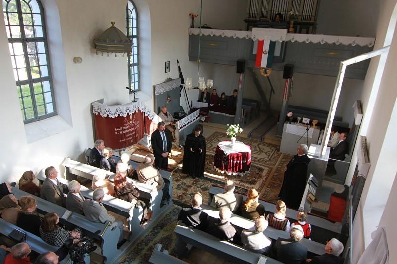 Kicsi gyülekezet nagy napja