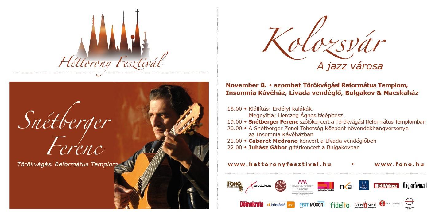 Héttorony fesztivál Kolozsváron