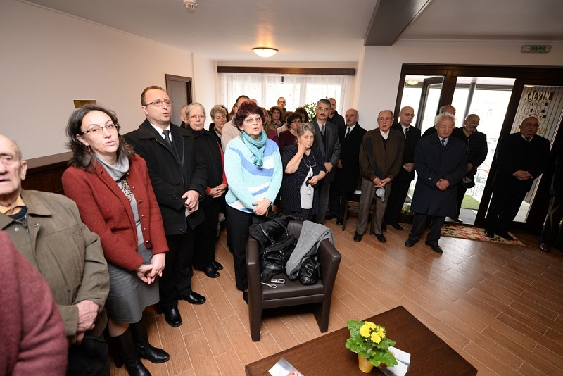 Átadták a Kálvin Idősek Otthonát Marosvásárhelyen