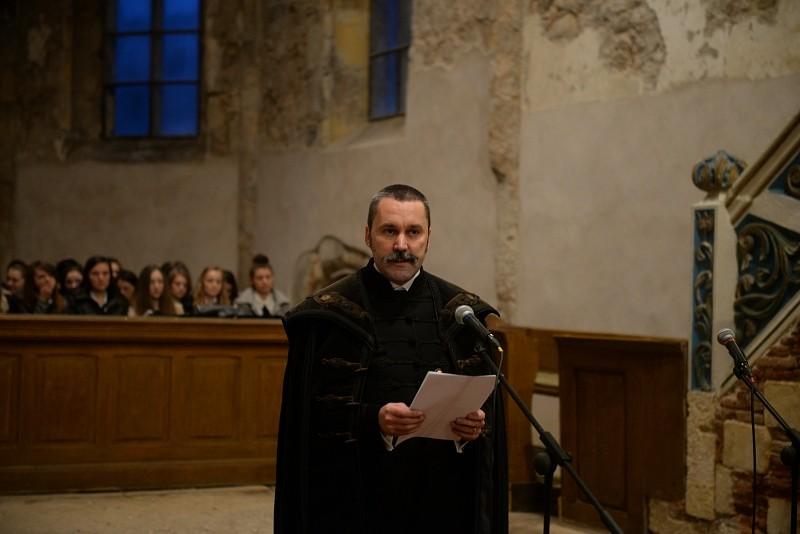 450 éves a Nagyenyedi Zsinat