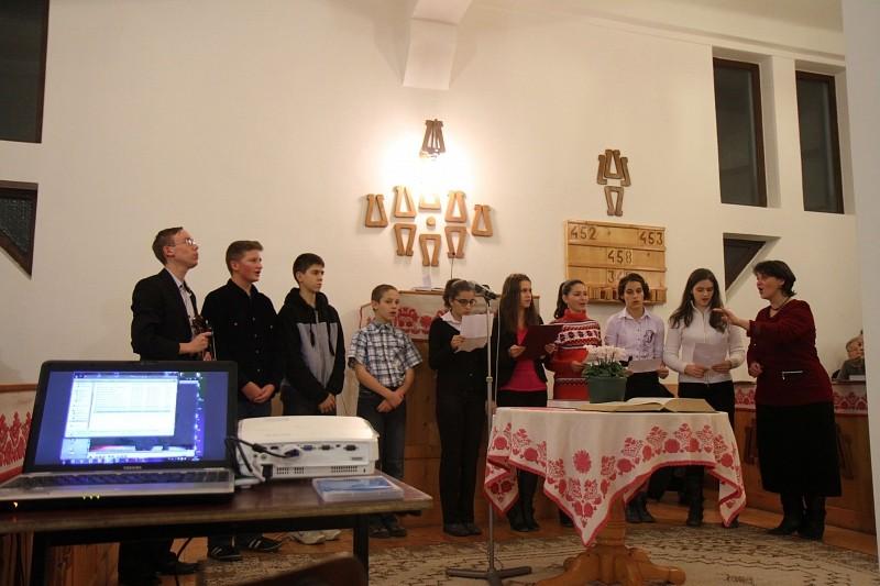 Énekes templom és iskola