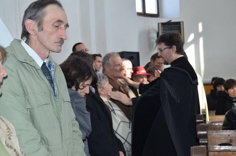 Házasság Hete - ökumenikus zárónap az oroszfalvi református templomban