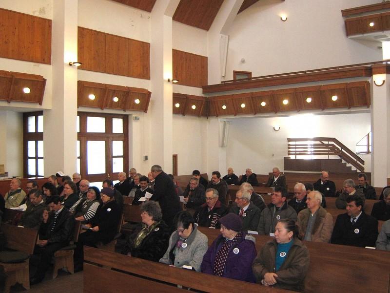 Presbiteri közgyűlés Kolozsváron