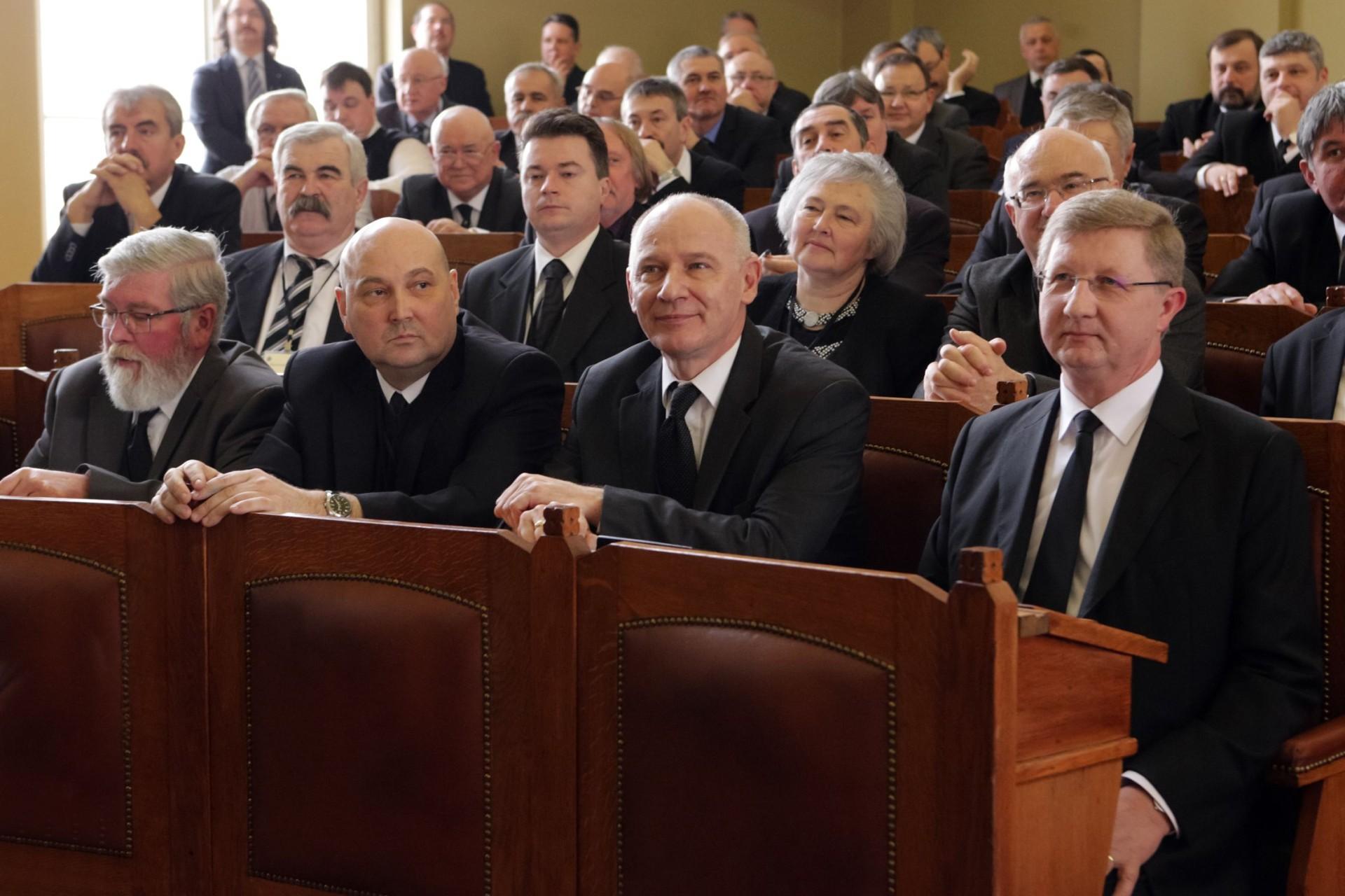 Bogárdi Szabó István lett a Magyarországi Református Egyház Zsinatának új lelkészi elnöke