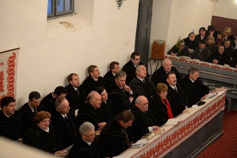 Az egyház a gyülekezeteiben él