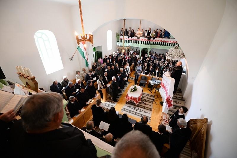 Nem műemlék egyházat, hanem megújult életeket akarunk